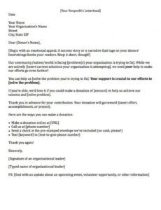 editable fundraising letters 7 examples to craft a great fundraising ask personal fundraising letter template example