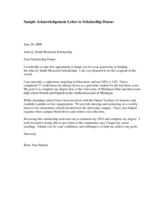 editable pin on business template scholarship fundraising letter word