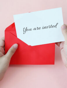 free sample invitation letters for special events  lovetoknow fundraising event invitation letter pdf