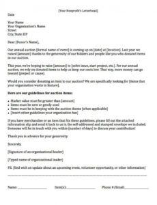 fundraising letters 7 examples to craft a great fundraising ask personal fundraising letter template word