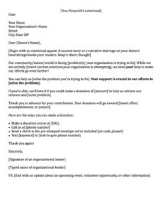 fundraising letters 7 examples to craft a great fundraising ask solicitation letter for fundraising doc