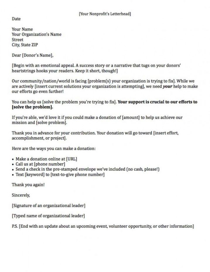 printable fundraising letters 7 examples to craft a great fundraising ask political campaign fundraising letter templates example