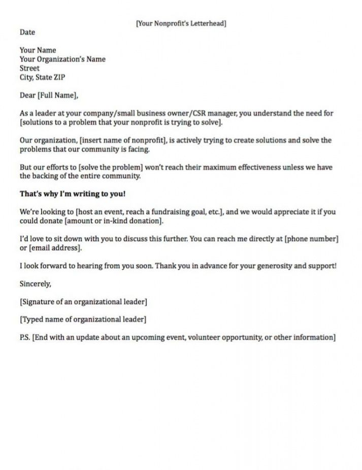 printable fundraising letters 7 examples to craft a great fundraising ask support fundraising letter