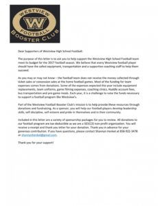 printable pin on fundraising booster club fundraising letter excel