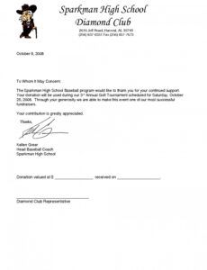 printable pin on templates youth sports fundraising letter pdf