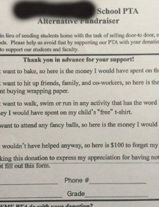printable this may be the best pta fundraising letter we've ever seen school fundraising letter to parents example