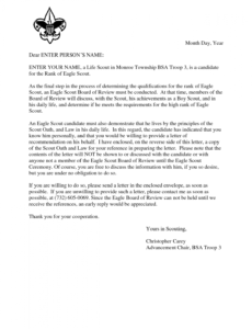 sample eagle scout reference request sample letter doc 7 by hfr990q eagle scout fundraising letter word