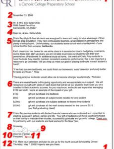 sample great fundraising letter example  fundraising letter sponsorship letter for fundraising word