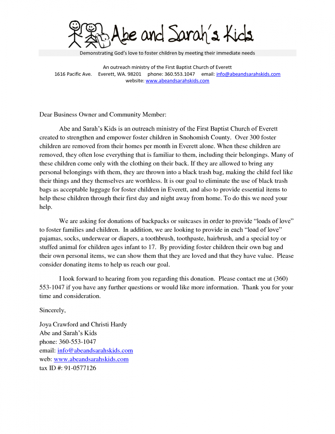 best animal rescue donation request letter doc sample