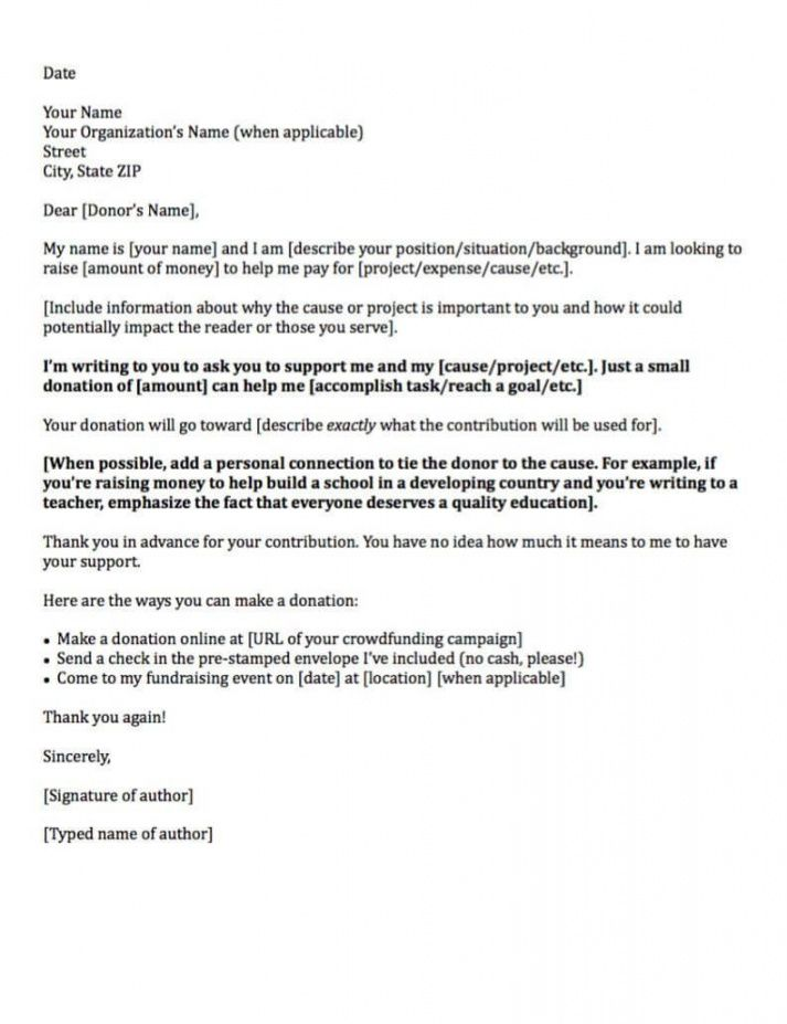 best donation request letter for school event pdf sample