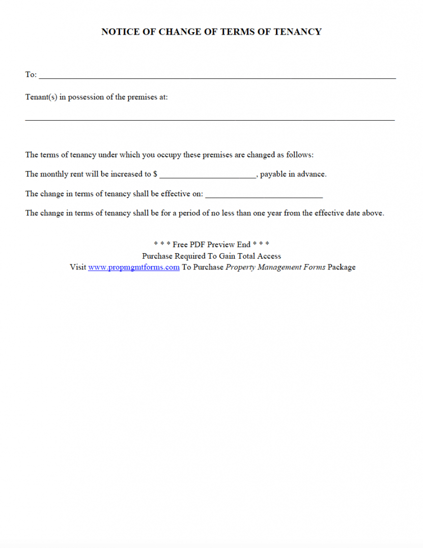 costum change of ownership letter to tenants template  sample