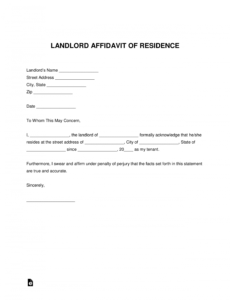 free landlord tenant verification letter pdf sample