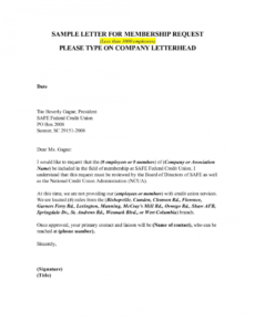 Best Gym Membership Cancellation Letter Template Excel Example