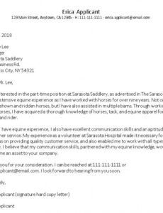 Editable Career Change Cover Letter Template Word
