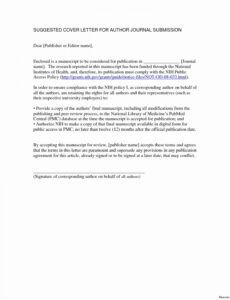 Free Financial Support Letter Template Doc