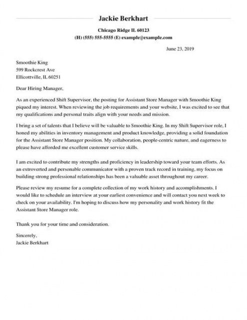 Professional Career Change Cover Letter Template Doc Example