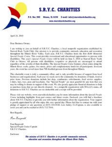 Best Corporate Donation Letter Template Pdf Example