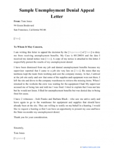 Printable Denial Letter From Bank Template Excel Example