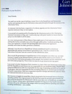 sample free political campaign letter templates of campaign political campaign fundraising letter templates doc